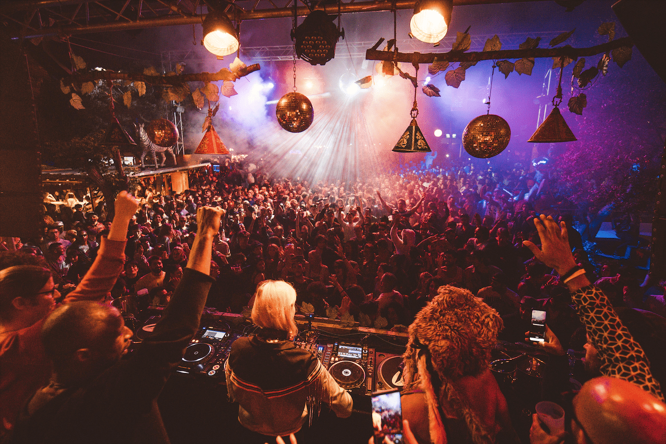 Join the wildest Closing Fiesta in Ibiza!
